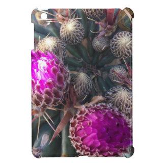 Cactus blossom iPad mini cover