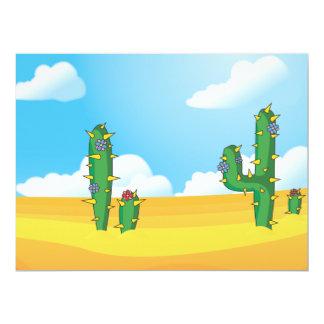 Cactus! Card