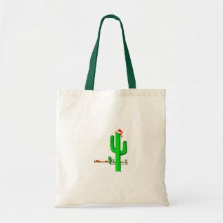 Cactus Christmas Tree - Budget Tote
