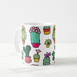 Cactus Collection Coffee Mug
