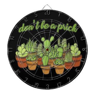 Cactus Dartboard
