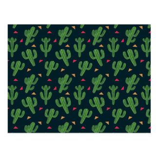 Cactus Fiesta Postcard