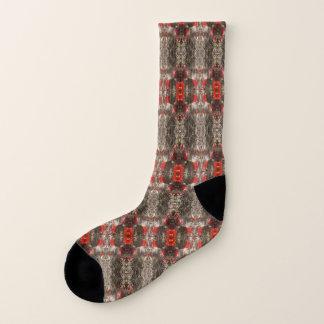 Cactus Flower 12 Socks