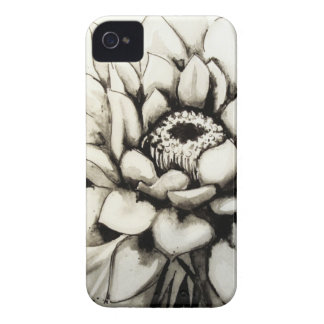 Cactus Flower iPhone 4 Covers