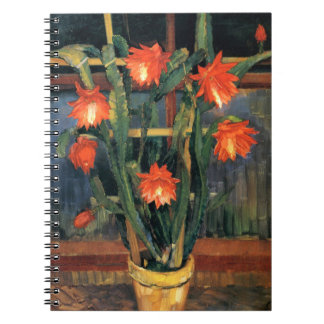 Cactus Flowers | Spiral Notebook