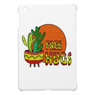 Cactus - free hugs iPad mini covers