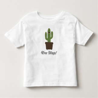 Cactus Free Hugs | Toddler T-Shirt