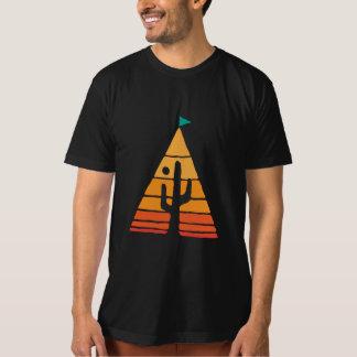 Cactus inside T-Shirt