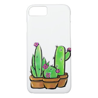 Cactus joy iPhone 8/7 case