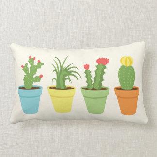 Cactus Lumbar Cushion