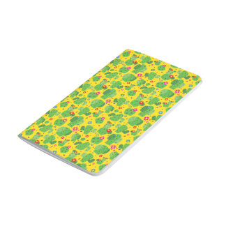 Cactus Me Outside (Yellow) - Pocket Journal