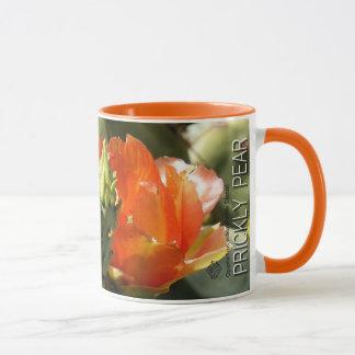 Cactus Mug, Prickly Pear Sonoran Desert Designs Mug