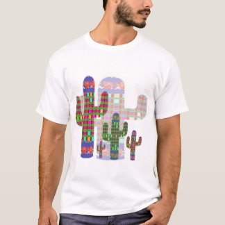 CACTUS : Natural Habitat is Desert of SAHARA T-Shirt