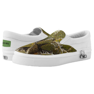 Cactus Patch Slip Ons