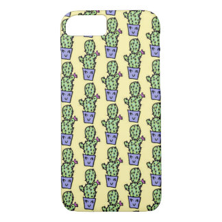 Cactus Pattern iPhone 7 Case