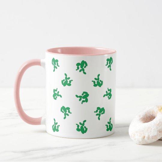 Cactus - pattern. mug