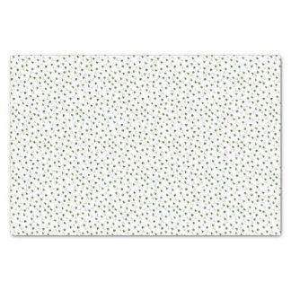 Cactus pattern tissue paper
