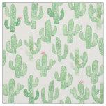 Cactus Print Fabric