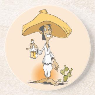 Cactus & Tequila Coaster
