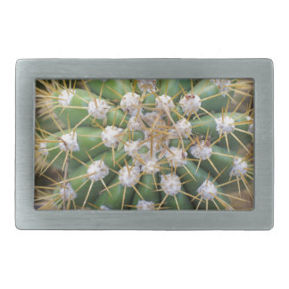 Cactus Top Rectangular Belt Buckles