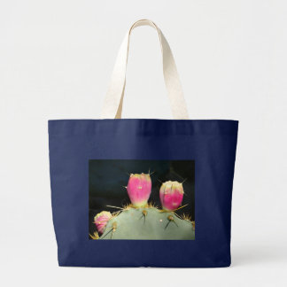 Cactus Tote, Pick Your Favorite Size & Style Large Tote Bag
