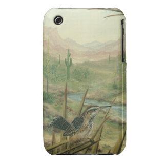 Cactus Wren Bird iPhone 3G/3GS Case Case-Mate iPhone 3 Cases