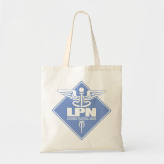 Cad LPN (diamond) Tote Bag