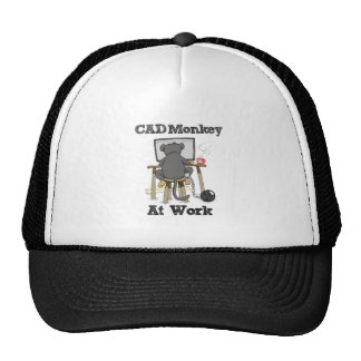 CAD Monkey AT Work Cap