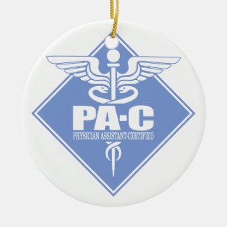 Cad PA-C (diamond) Ceramic Ornament