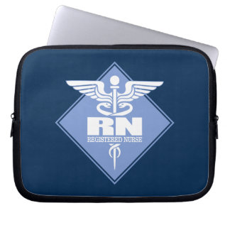 Cad RN (diamond) Laptop Sleeve