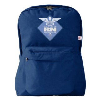 Cad RN (diamond) personalized Backpack