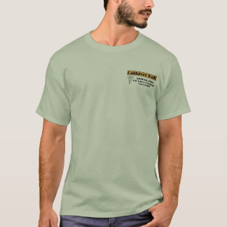 Cadaver Ball T-shirt