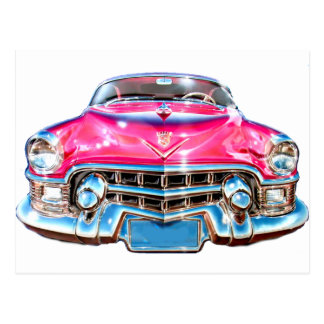 Caddy_cadillac Postcard
