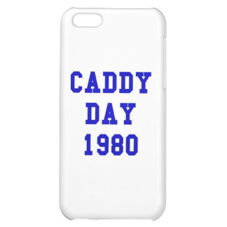 Caddy Day 1980 iPhone 5C Case