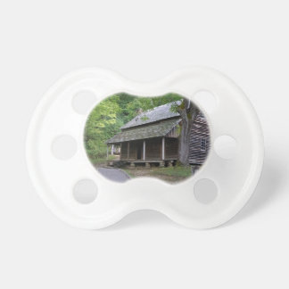 Cades Cove Cabin Baby Pacifier
