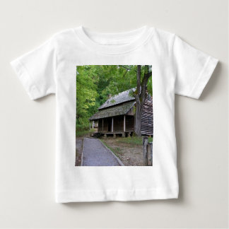 Cades Cove Cabin Baby T-Shirt