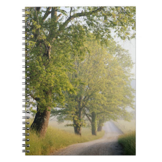 Cades Cove | Great Smokey Mountains, TN Spiral Notebook
