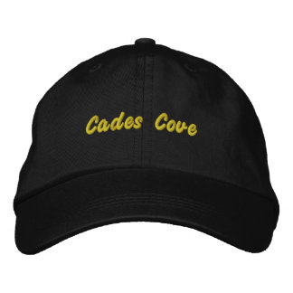 Cades Cove Hat Baseball Cap