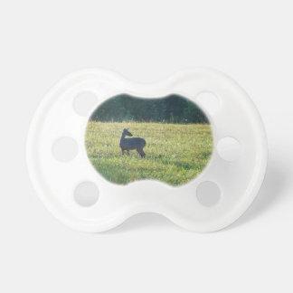 Cades Deer Baby Pacifier