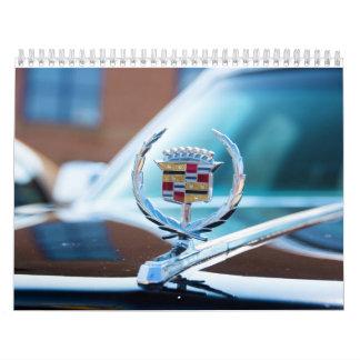 Cadillac Calendar