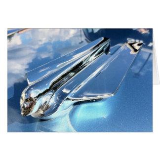 Cadillac Chrome Card