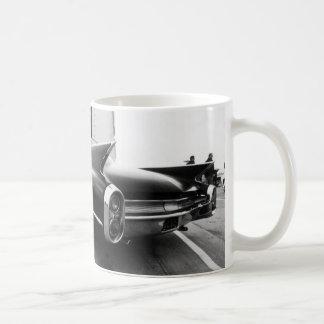 Cadillac Fins N Chrome Coffee Mug