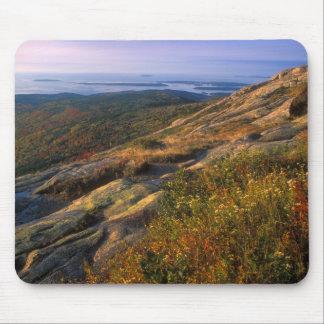 Cadillac Mountain Acadia National Park Mouse Pad