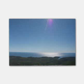 Cadillac Mountain Post-it® Notes 4 x 3
