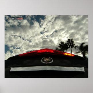 Cadillac Sky. Poster