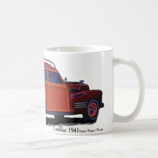 Cadillac station Wagon Coffee Mug
