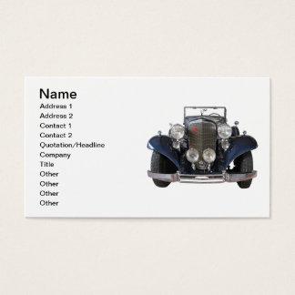 Cadillac V-12 Fleetwood Business Card