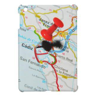 Cadiz, Spain Cover For The iPad Mini