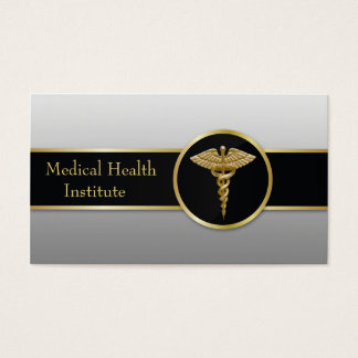 Caduceus Medical Business Card