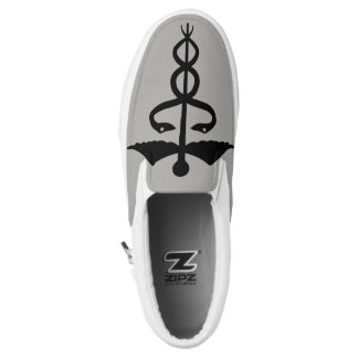 """Caduceus"" Medically Hip Slippers Slip-On Shoes"
